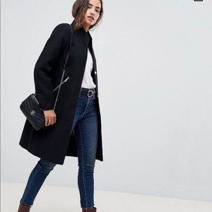 Asos black jacket
